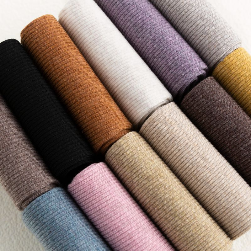Chaussettes longues unies