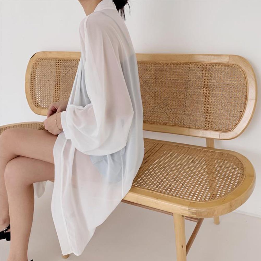 Kimono en mousseline