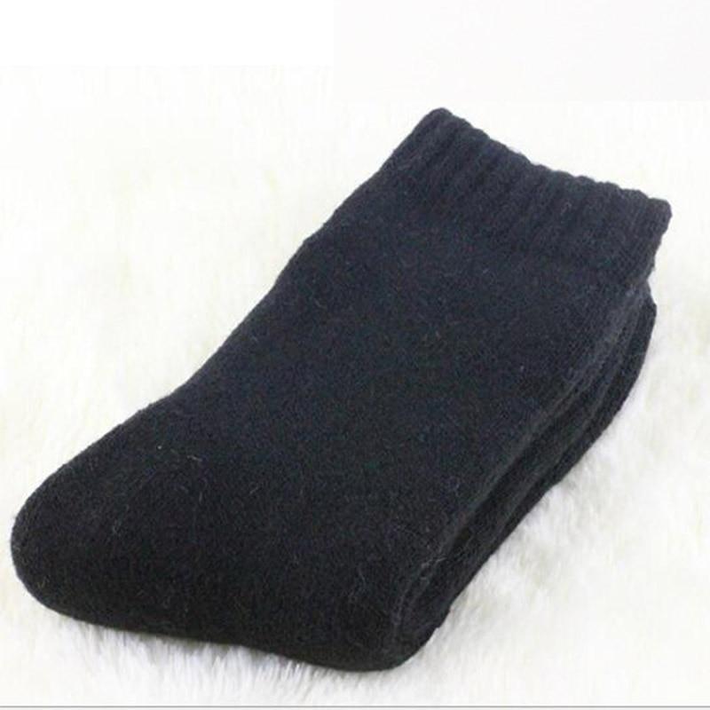 Chaussettes en cachemire homme