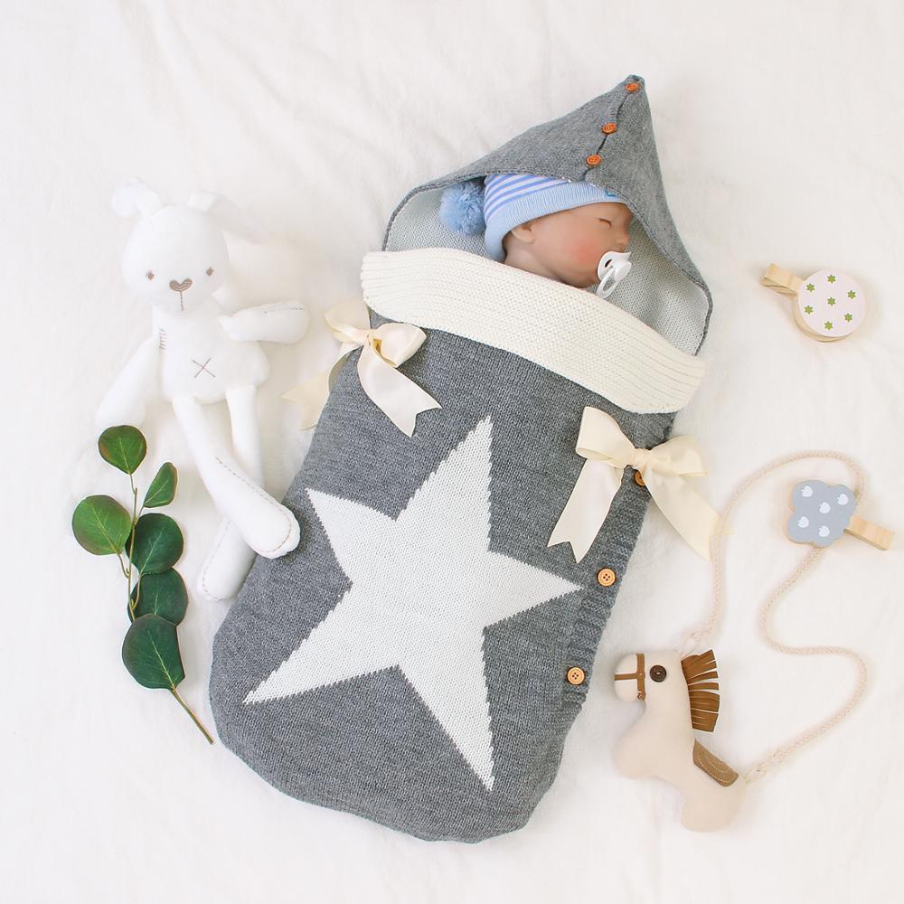 Sac de couchage douillet pour bébé