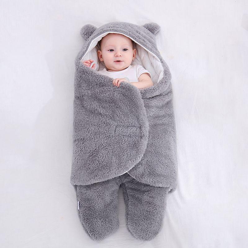 Gigoteuse pour bébé en polaire