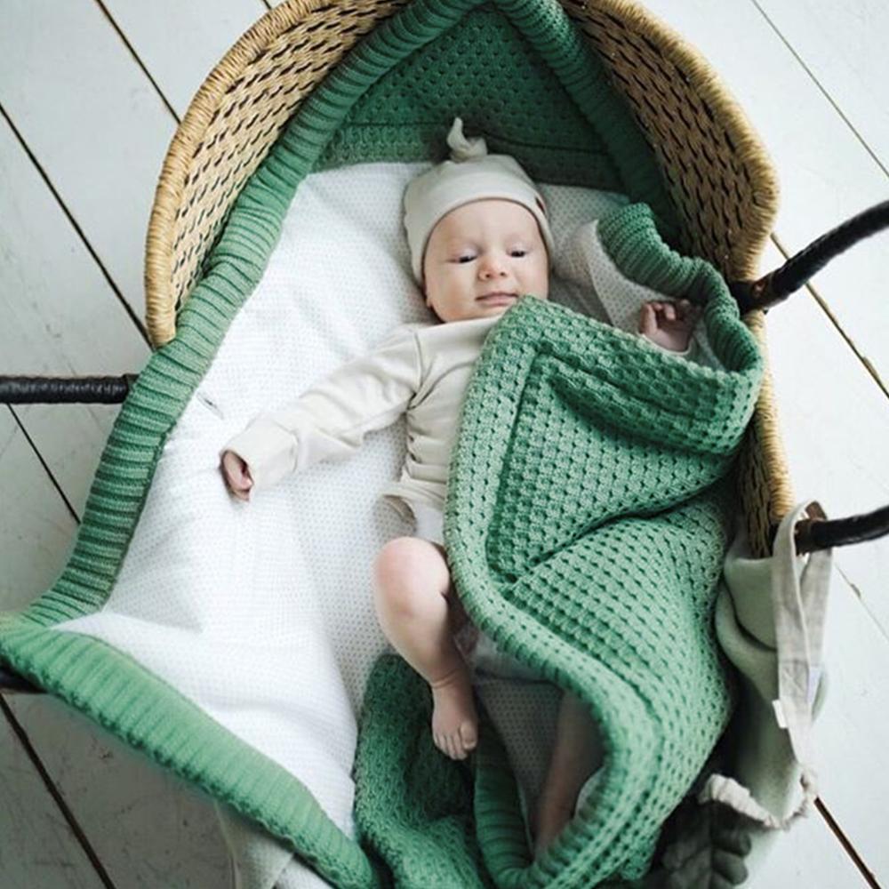 Gigoteuse vintage pour bébé