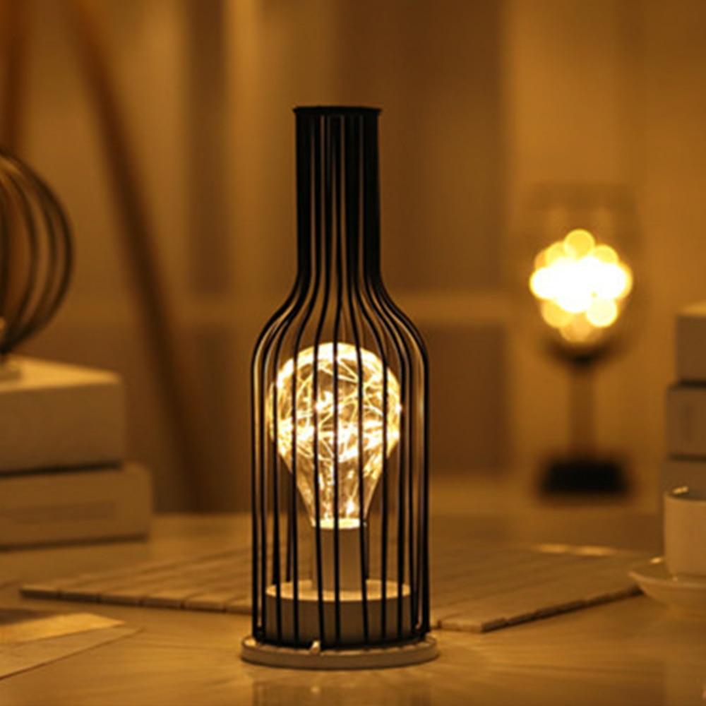 Lampe de table chaleureuse différentes formes