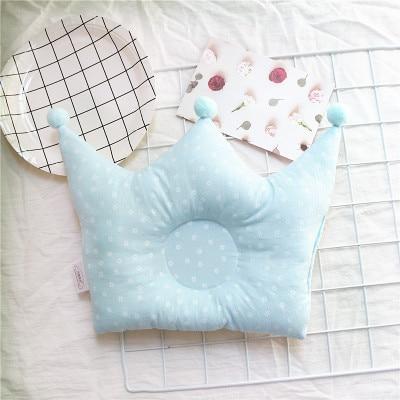 Oreiller couronne pour bébé