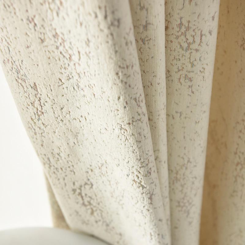 Rideaux coton jacquard