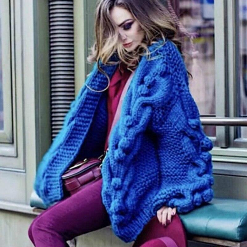 Veste en tricot 3d