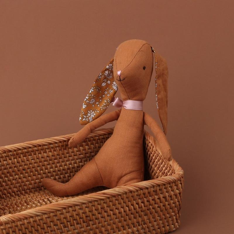 Peluche doudou cocooning pour enfant