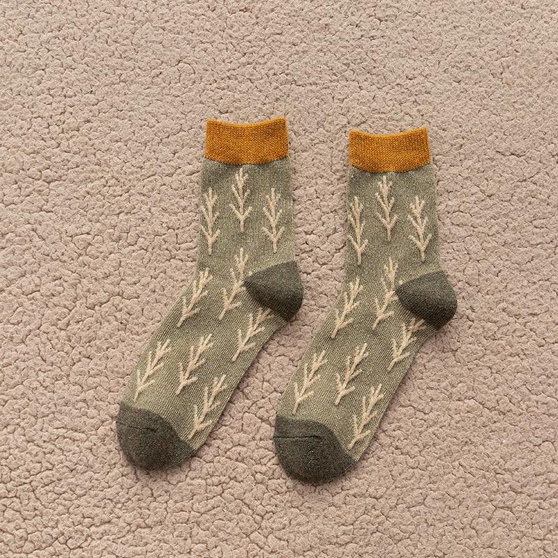 Chaussettes automnales