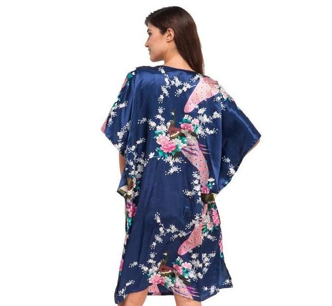 Robe d'été style asiatique