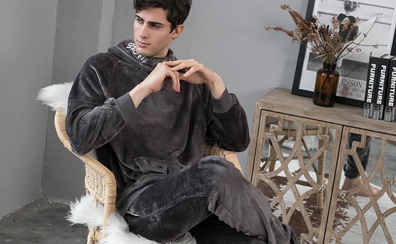 pyjama cocooning homme