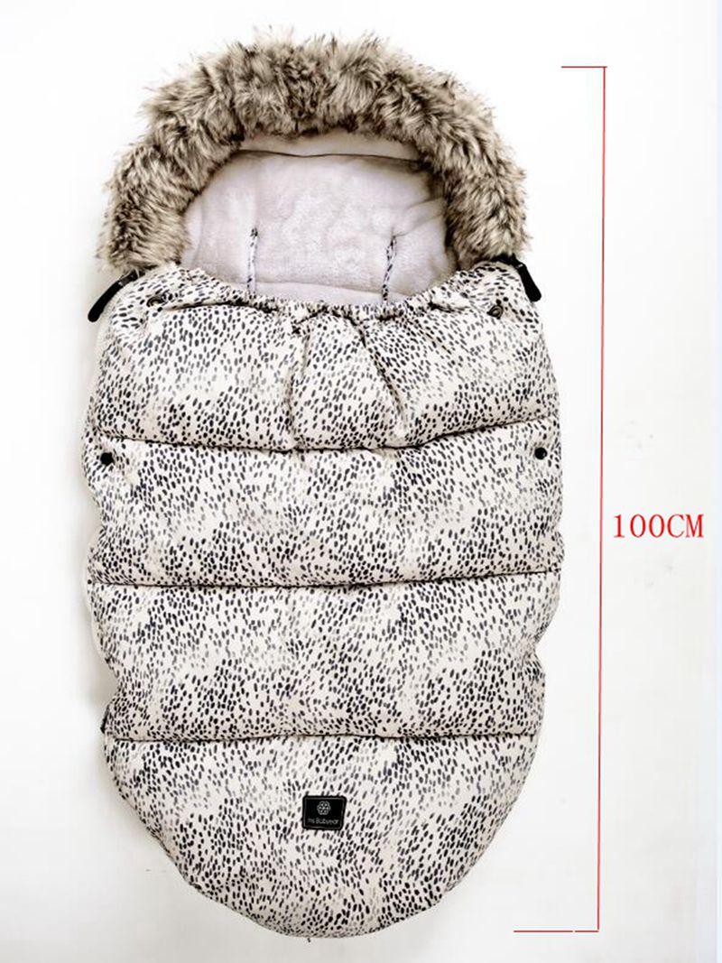 Gigoteuse siège auto ou sac de couchage hiver pour bébé
