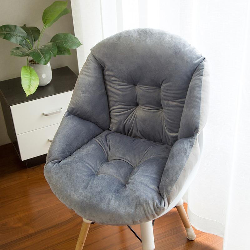Pouf ou coussin de chaise au sol pliable cocooning