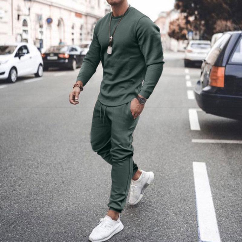 Ensemble pour homme jogging en coton